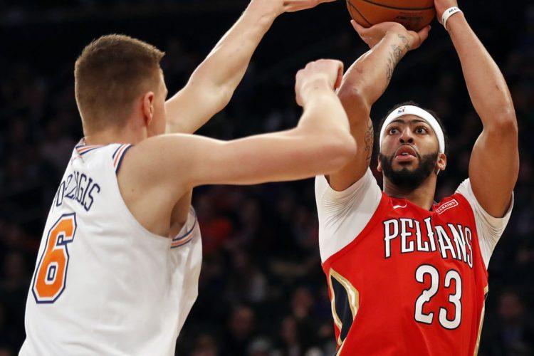 NBA 2017-18: nella notte del 14 Gennaio serve un overtime ai Pelicans per vincere la battaglia del Madison Square Garden
