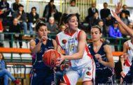 Lega Basket Femminile A2 girone nord 2017-18: oggi mercoledì 28 si recupera Giants Marghera-Geas Sesto San Giovanni