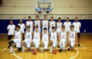Giovanili Maschili 2017-18: il gruppo U18M Eccellenza del Latina Basket vince la prima gara a Senigallia ma poi deve cedere a Pesaro