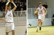 Nazionali 2017-18: convocato Matteo Cavallo per il raduno della Nazionale U18M a disposizione anche Matteo Ambrosin del Latina Basket