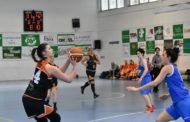 Serie B Femminile Campania 2017-18: bene la Givova Ladies Scafati che batte la Polisportiva Sorrento a domicilio nella fase ad orologio 61-73