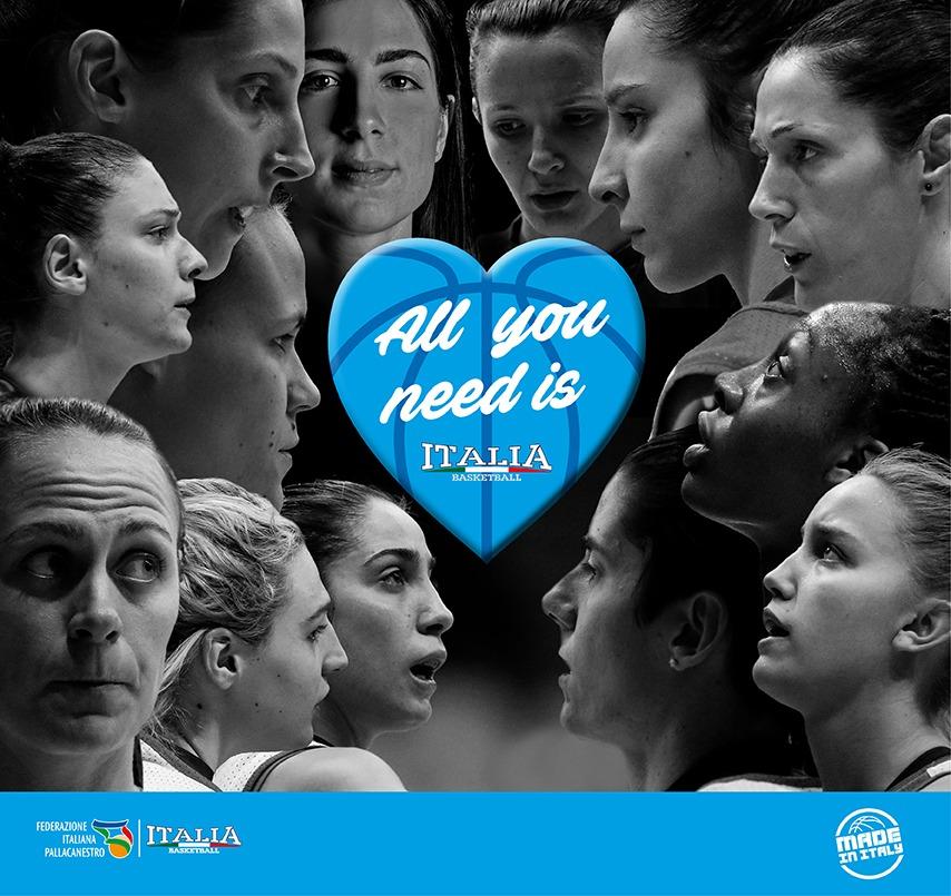 Nazionali 2017-18: ottima Italbasket Rosa surclassa la Macedonia 93-33 nel 4^ match di EuroBasket Women 2019