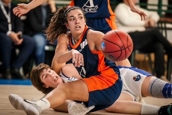Lega Basket Femminile Coppa Italia A2: l'Andros Basket cede alla Tecmar Crema