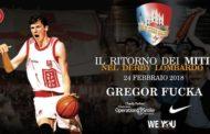 Storie di basket Old Star Game 2018: intervista a Gregor Fucka per l'evento di questa sera
