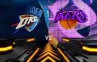 NBA 2017-18: ben 4 gare tra il 3 ed il 10 febbraio solo su Sky Sport HD match clou domenica 4 febbraio con OKC vs Lakers