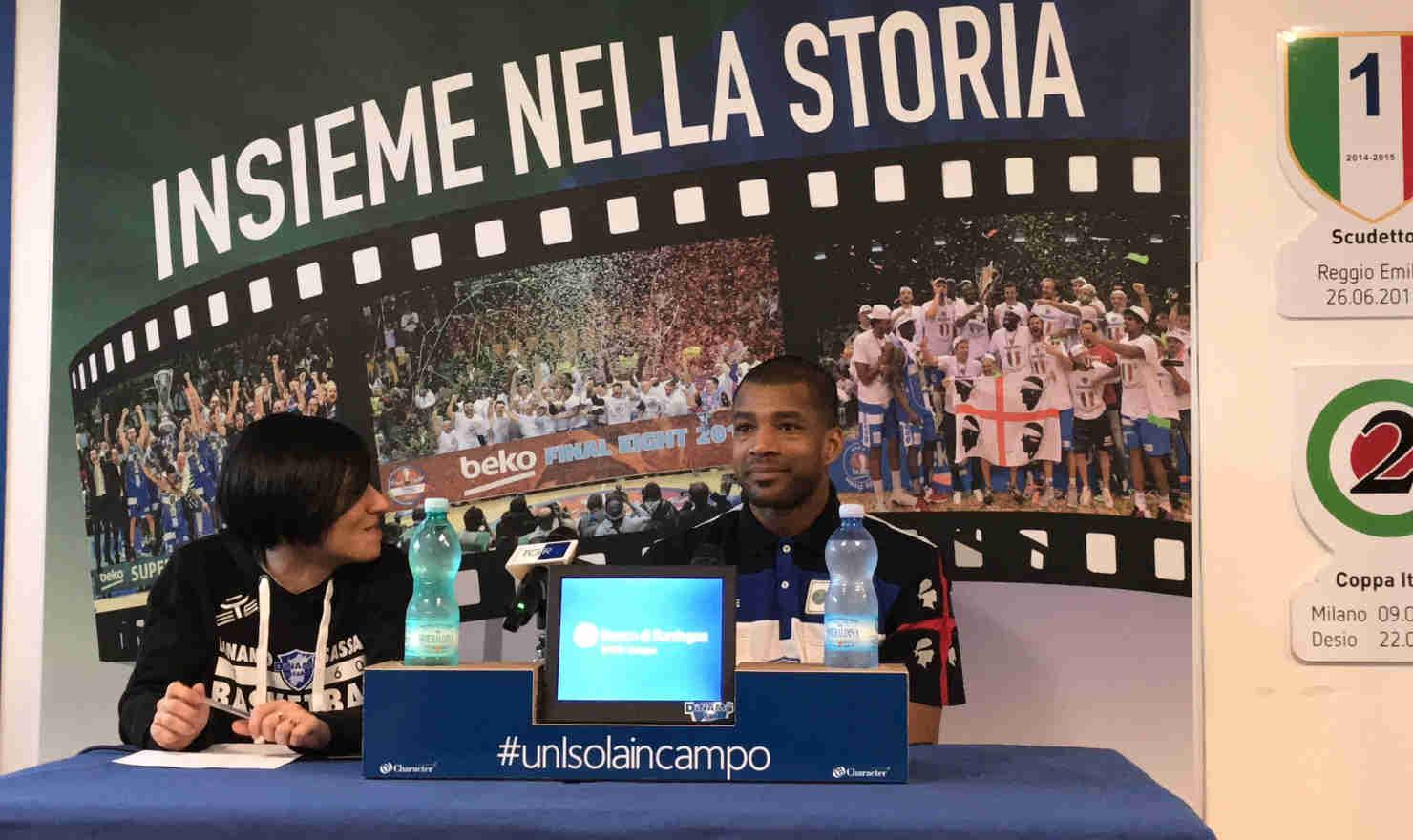 Lega A PosteMobile 2017-18: ecco Josh Bostic a Sassari e le sue prime parole da giocatore bianco-azzurro