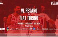 Lega A PosteMobile 2017-18: la Victoria Libertas Pesaro sfida la versione 3.0 della Fiat Torino