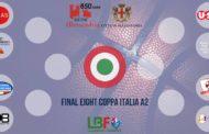 Lega A2 Femminile Final Eight Coppa Italia 2018: la AndrosBasket sarà l'alfiere del sud nella manifestazione di scena ad Alessandria