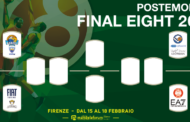 Lega A PosteMobile #FinalEight Coppa Italia 2018: la preview dell'ultimo quarto di finale Bologna-Brescia