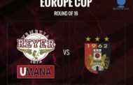 FIBA Europe Cup Round 16 2017-18: avversari della Reyer gli ungheresi del Egis Kormend