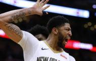 NBA 2017-18: nella notte del 26 Febbraio prova da MVP per Davis che trascina i Pelicans al successo
