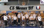 Basket in carrozzina Champions League IWBF 2017-18: vittoria per il GSD Key Estate Porto Torres sui francesi del CS Meaux BF