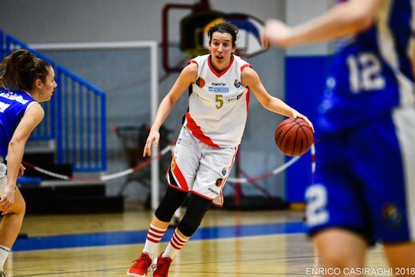 Lega Basket Femminile A2 girone Nord 2017-18: con una tripla a 10