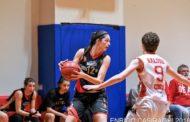 Lega Basket Femminile A2 girone Nord 2017-18: un Geas ordinato passa comodamente in casa del Cus Cagliari
