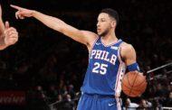 NBA 2017-18 nella notte del 15 Marzo Ben Simmons sublime trascina i 76ers alla vittoria