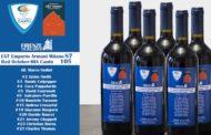 Storie di basket: un grande vino da collezione per aiutare la Red October Cantù a sostenere l'Associazione Abilitiamo Autismo