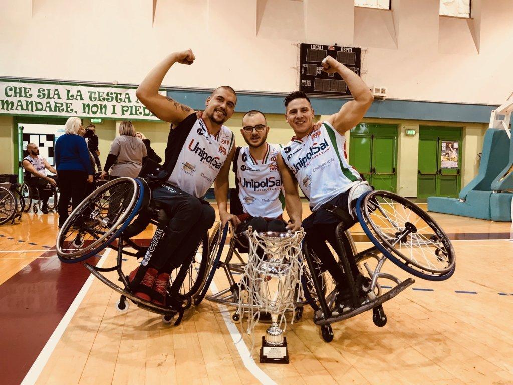 Basket in carrozzina #FinalFourFipic Coppa Italia 2018: celebriamo la UnipolSai Briantea84 che vince per la 5^ volta nella storia la manifestazione