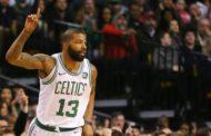 NBA 2017-18: nella notte del 20 Marzo Tatum accompagna e Morris mette il punto, i Celtics vincono