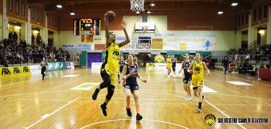 Lega A1 Femminile Round of Challenges Gu2to Cup 2017-18: il Fila Lupebasket parte bene in casa battendo la Fixi Piramis Torino