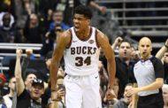 NBA 2017-18 nella notte del 4 Marzo Antetokounmpo trascina i Bucks ad una rimonta insperata