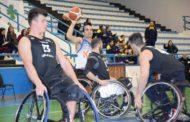 Basket in carrozzina #SerieAFipic 2017-18: si chiude con una sconfitta in casa vs SBS Montello il campionato della GSD Key Estate Porto Torres