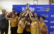 Giovanili Maschili Femminili 2017-18: approda a Bari la Jr. NBA Fip League venerdì 16 marzo ospite Jack Galanda