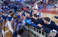 A2 Ovest 2017-18: la trasferta a Trapani dell'Eurobasket Roma