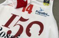 Sponsor & Marketing 2017-18: la Vuelle Pesaro ricorda il 150° anniversario della morte di Gioacchino Rossini nel match vs Trento