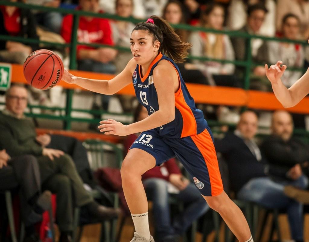Lega A2 Femminile girone Sud 2017-18: riparte bene e decisa l'AndrosBasket Palermo battendo Savona 54-80