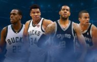 NBA 2017-18: la partita dell'NBA Sunday in diretta su Sky Sport 3 è Bucks vs Spurs