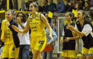 Lega A2 Femminile girone Nord 2017-18: il Fanola Lupebasket gioca al top sconfitta San Salvatore Selargius