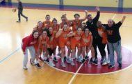 Giovanili Femminile 2017-18: alle Final Eight Nazionali U20F le Tigers Rosa Forlì battono Orvieto ed è semifinale vs Battipaglia