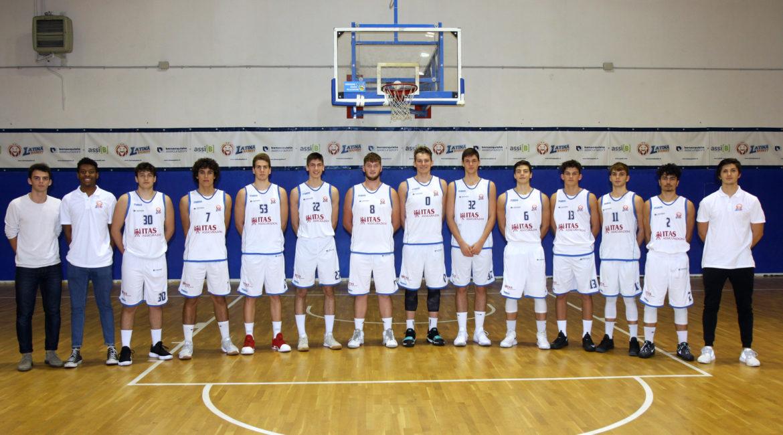 Giovanili Maschili 2017-18: bella vittoria vs la capolista Stella Azzurra per gli U20M Eccellenza del Latina Basket
