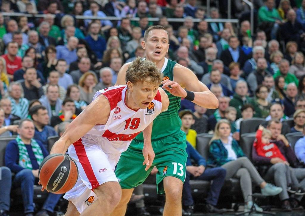 Euroleague 2017-18: lo Zarlgiris Kaunas allunga nell'ultimo quarto e batte l'AX Exchange Milano 77-65