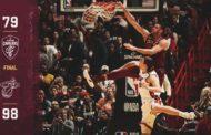 NBA 2017-18 nella notte del 27 Marzo i Cavs con il minimo stagionale escono sconfitti dall'AmericanAirlines Arena