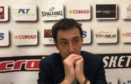 Serie B girone B Old Wild West 2017-18: coach Maghelli della NTS Informatica Rimini dice la sua prima delle ultime 6 gare