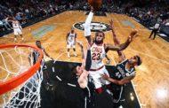 NBA 2017-18 nella notte del 25 Marzo i Cavs vincono trascinati da un super LeBron james