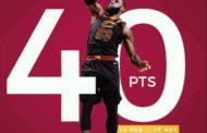 NBA 2017-18: nella notte del 19 Marzo King James trascina i Cavs con una super tripla-doppia