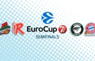 7Days Eurocup 2017-18: fatti e curiosità sulle 4 semifinaliste, Bayern, Darussafaka, Grissin Bon e Lokomotiv