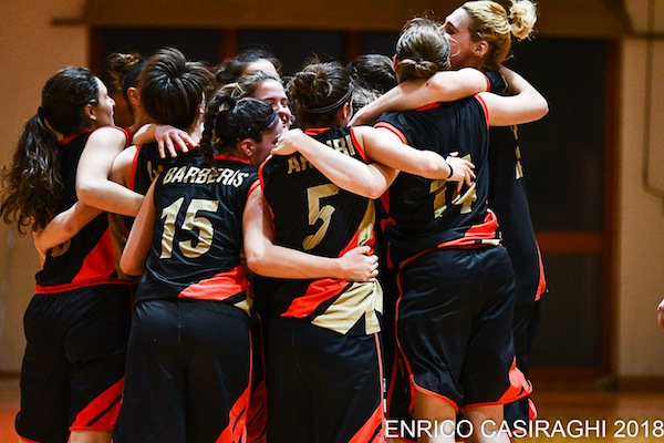 Lega Basket Femminile 2017-18: il basket italiano in festa per il ritorno del Geas in serie A1
