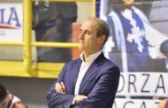 A2 Ovest Old Wild West 2017-18: prima di Bertram Tortona-Pasta Cellino Cagliari, coach Paolini dice :