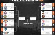 A2 Old Wild West Playoffs 2018: la presentazione della parte bassa del tabellone