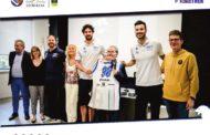 Lega A PosteMobile 2017-18: il Basket Brescia Leonessa accanto ad Antonio Marenzi uno dei sopravvissuti di Hagerwalle