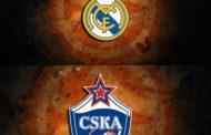 Euroleague Playoffs 2017-18: vincono soffrendo CSKA e Real Madrid le rispettive Gara2