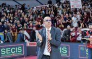 Lega A PosteMobile #Gara1 Finale Scudetto 2019: coach Walter De Raffaele presenta #Gara1 della sua Reyer vs la Dinamo Sassari