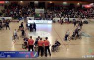 Basket in carrozzina #SerieAFipic Semifinale 2017-18: il Santa Lucia Basket Roma sbanca in Gara1 il campo della Briantea84 dopo un supplementare