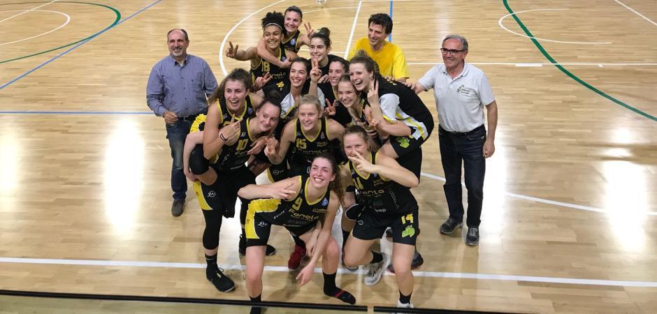 Lega A2 Femminile girone Nord 2017-18: il Fanola Lupebasket si salva vincendo a Milano l'ultimo match dell'anno
