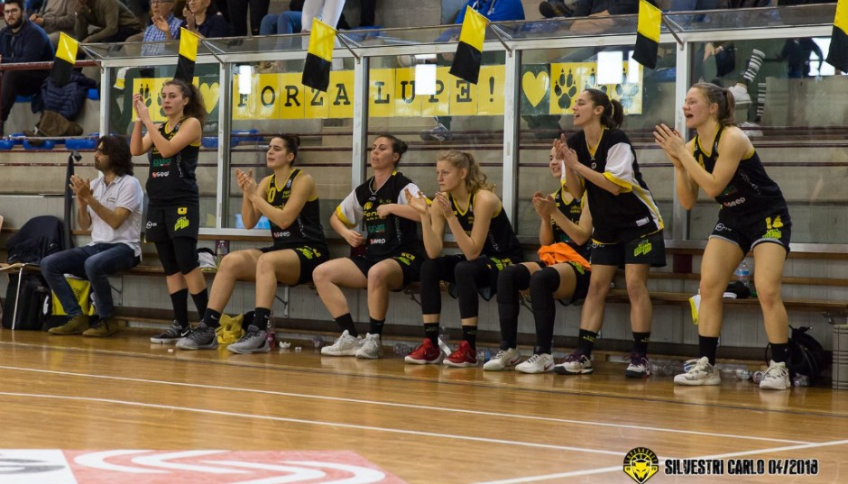 Lega A2 Femminile girone Nord 2017-18: match fondamentale sabato 21 tra il Fanola Lupebasket e la Tec-Mar Crema