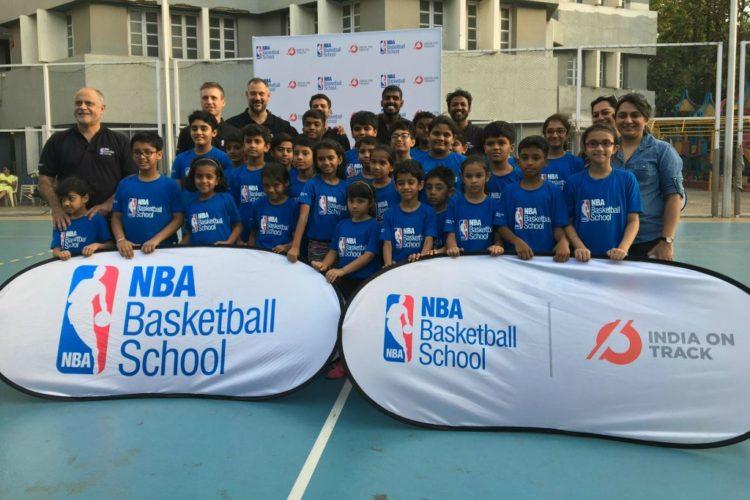 NBA e la prima scuola in Europa dove ritrovarsi e crescere con lo sport più bello del mondo