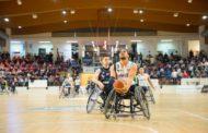 Basket in carrozzina #SerieA Fipic semifinale 2017-18: l'UnipolSai Briantea84 col Santa Lucia Roma per guadagnare gara 3
